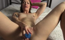Charlotte Day Fucks Herself With A Toy