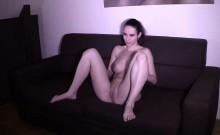 Czasting - Busty brunette at porn casting