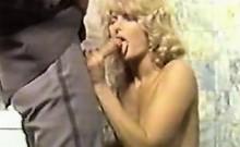 Sheri St. Claire, John Holmes, Jon Martin in vintage sex