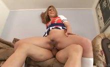 Transsexual Cheerleaders #07