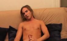 Brock LaBelli Shoots His Cum Load