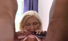 Agedlove Lacey Starr Hard Threesome