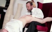 Mormon Elders Ass Spanked