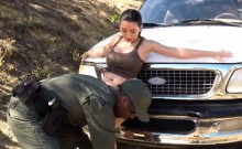 Police gangbang teen and threesome first time the team picke
