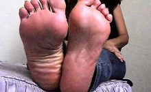 German foot fetish
