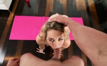 Mofos - Pornstar Vote - Mia Malkovas Yoga Sex