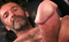 Mature Amateur Bobby Jacks Off