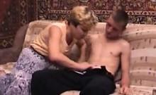 Moden Kvinde & Ung Fyr (danish Title)(not Danish Porn) 14