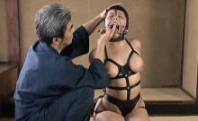 Asian Amateur Enjoying Bdsm Treatment