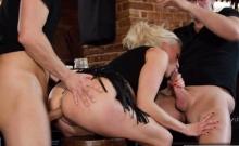Hot Milf Threesome With Cumshot