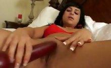 Pornstar Avy Lee Roth Takes a Cock