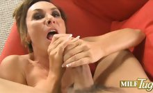 Lillian Makes The Cum Go Down In The Most Delightful Way