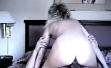 Mature Woman Riding On Her Husbands Cock