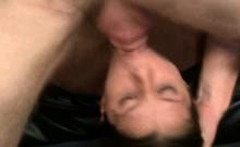 JC Taylor crazy gagging during oral sex