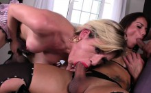 Shemale slut share cock
