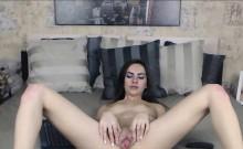 Best Teen Ass in Skirt Shoving Finger in Asshole