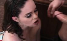 Hot Babe Rides Teachers Cock Jenna J Ross