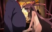 Sex slave Yukikaze gets put in place