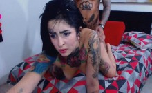 Horny Couple Oral Sex And Fucking From Behind