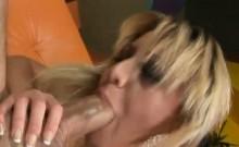 Get horny as you watch slutty pornstar Jasmine Tame and her