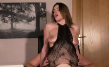 Hot wife bangs husband in his office