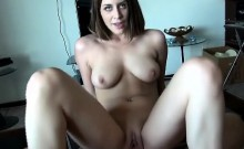 Gorgeous Blonde Ex Girlfriend Delilah Blue Riding On Dick