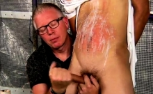 Bondage party galleries gay first time The Master Drains The