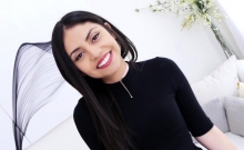 Amateur Latina Railed Pov