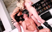 Hot Transsexual Hardcore Anal And Cumshot