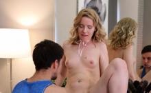 Teen Blondie Kiara Night Gets Her Pussy Licked