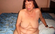 LatinaGrannY Extreme Grandma Pictures Compilation