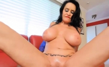 Rita Daniels loves getting fucked by a huge black cock!