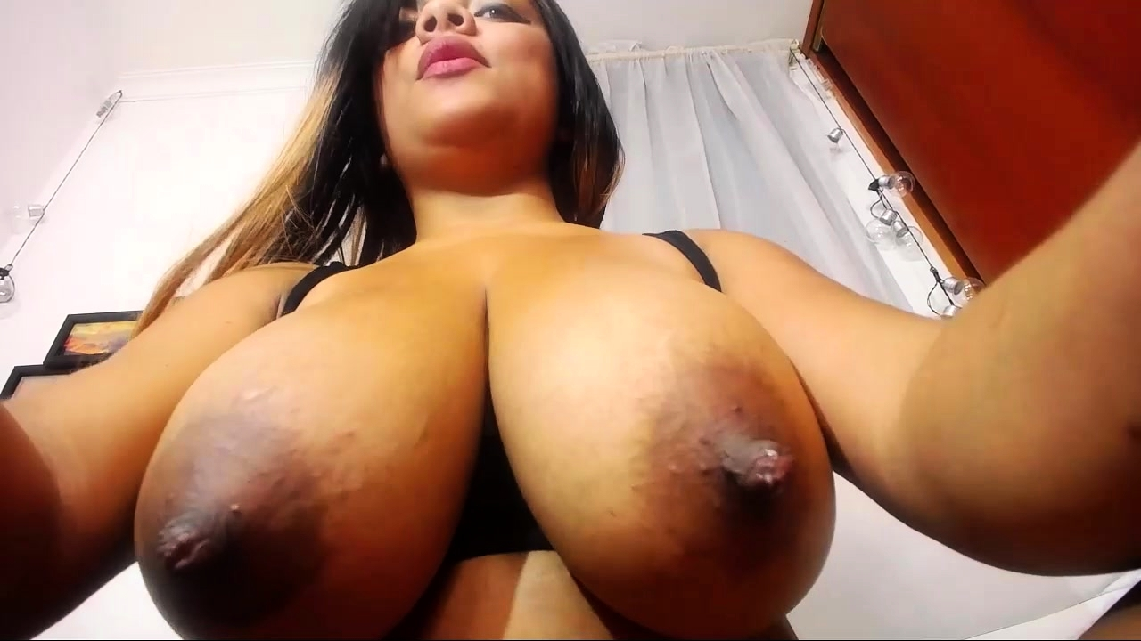 Amateur Latina Pierced Nipples
