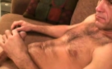 Mature Amateur Matt Beating Off