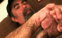 Mature Amateur Jim Beating Off