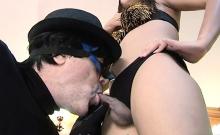 Hot Ladyboy Hardcore Anal And Cumshot