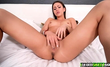 Paige Owens already has a huge craving for cock